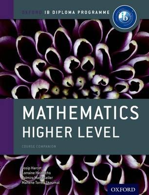 9780198390121 - Ib Mathematics Higher Level Course Book: Oxford Ib Diploma Programme: For the Ib Diploma