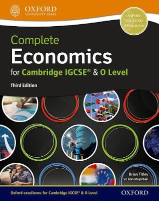 9780198409700 - Complete Economics for Cambridge IGCSE (R) and O Level