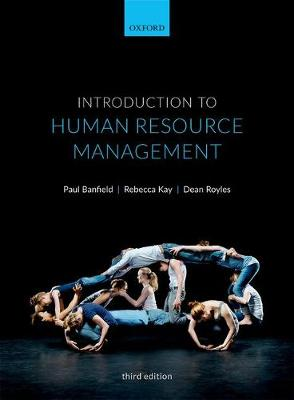 9780198702825 - Introduction to Human Resource Management