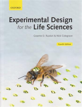 9780198717355 - Experimental Design for the Life Sciences