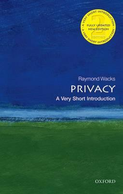 9780198725947 - Privacy: A Very Short Introduction
