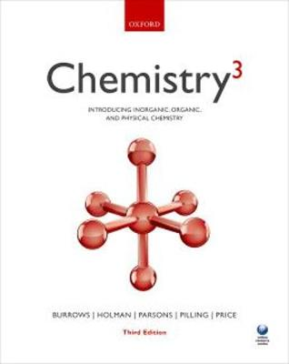 9780198733805 - Chemistry3: Introducing Inorganic, Organic and Physical Chemistry