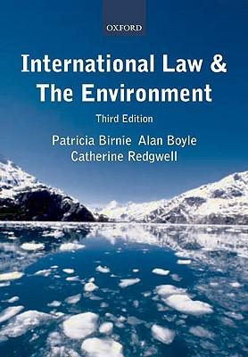 9780198764229 - International Law And The Environment 3Rd Edition