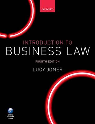 9780198766261 - Introduction to Business Law