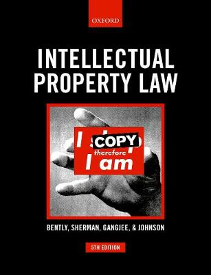 9780198769958 - Intellectual Property Law