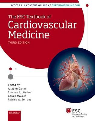 9780198784906 - The Esc Textbook of Cardiovascular Medicine