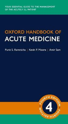 9780198797425 - Oxford Handbook of Acute Medicine