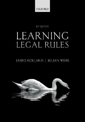 9780198799900 - Learning Legal Rules