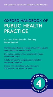 9780198800125 - Oxford Handbook of Public Health Practice