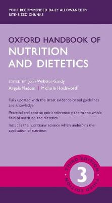 9780198800132 - Oxford Handbook of Nutrition and Dietetics