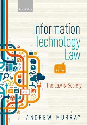 9780198804727 - Information Technology Law