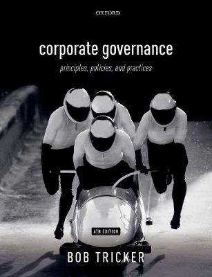 9780198809869 - Corporate Governance: Principles, Policies, and Practices