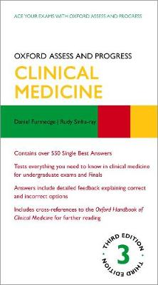 9780198812968 - Oxford Assess and Progress: Clinical Medicine