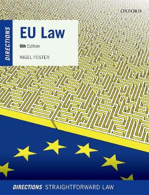 9780198816539 - EU Law Directions