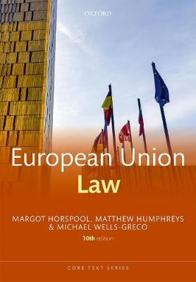 9780198818854 - European Union Law