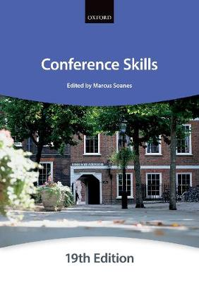 9780198823124 - Conference Skills