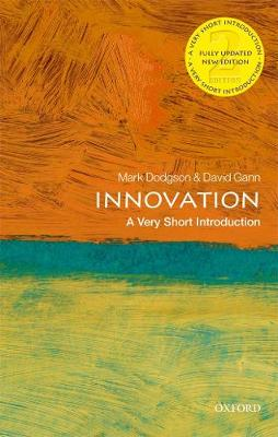 9780198825043 - Innovation: A Very Short Introduction