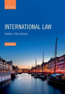 9780198828723 - International Law