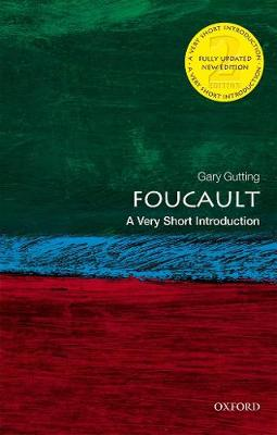 9780198830788 - Foucault: A Very Short Introduction