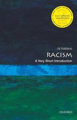 9780198834793 - Racism: A Very Short Introduction
