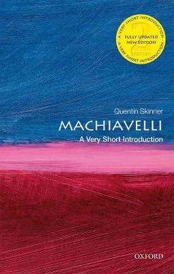 9780198837572 - Machiavelli: A Very Short Introduction