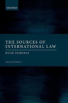 9780198841821 - The Sources of International Law