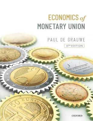 9780198849544 - Economics of Monetary Union