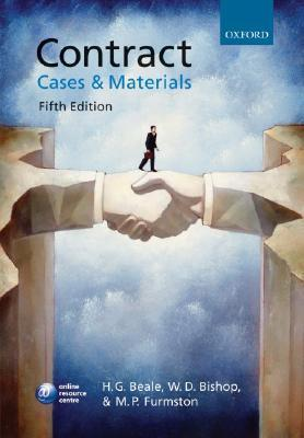 9780199287369 - Contract cases and materials