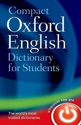 9780199296255 - Compact oxford english dictionary for students