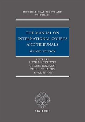 9780199545278 - The manual on international courts and tribunals