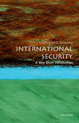 9780199668533 - International Security: A Very Short Introduction