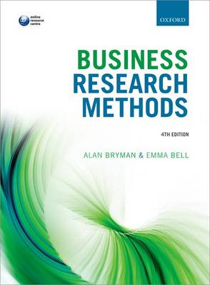 9780199668649 - Business Research Methods