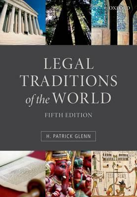 9780199669837 - Legal Traditions of the World
