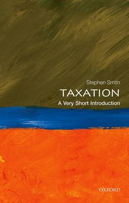 9780199683697 - Taxation A Very Short Introduction