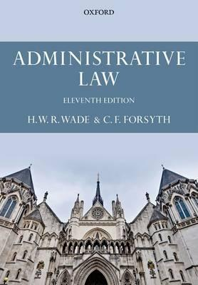 9780199683703 - Administrative Law