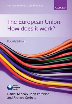 9780199685370 - The European Union: How does it work?