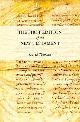 9780199897971 - The first edition of the new testament