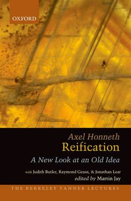9780199898053 - Reification: A New Look at an Old Idea