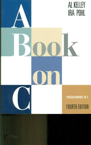 9780201183993 - A book on c: programming in c