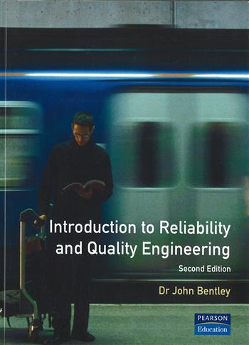 9780201331325 - Introduction to reliability and quality engineering