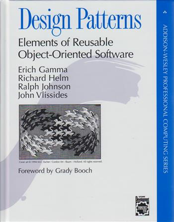 Design patterns elements of reusable object-oriented software