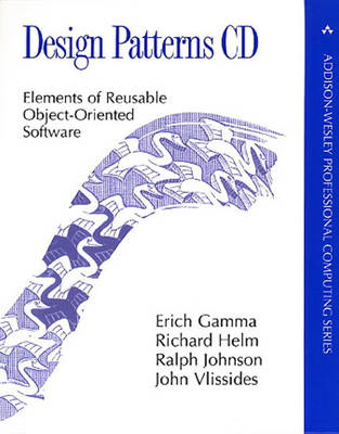 Addison Addison Wesley Design Patterns CD Elements of Reusable Object-Oriented (9780201634983)