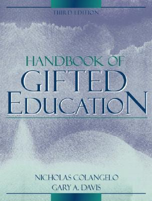 9780205340637 - Handbook of gifted education