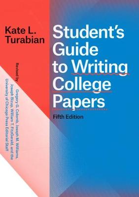 9780226430263 - Student's Guide to Writing College Papers