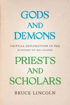 9780226481876 - Gods and demons priests and scholars