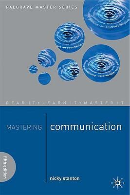 9780230216921 - Mastering communication