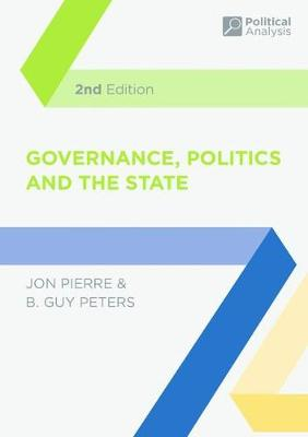 9780230220454 - Governance, Politics and the State