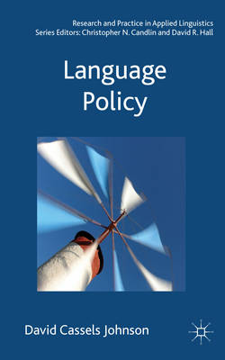 9780230251700 - Language Policy