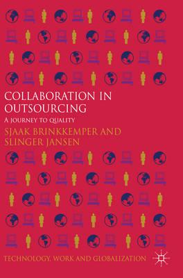 9780230347700 - Collaboration in Outsourcing