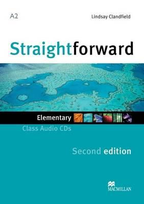 9780230423121 - Straightforward elementary level: class audio cd